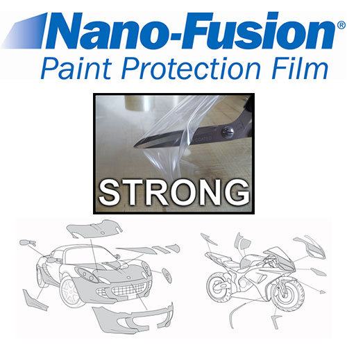 Cut for chevrolet avery nano fusion paint protection for Avery paint protection film