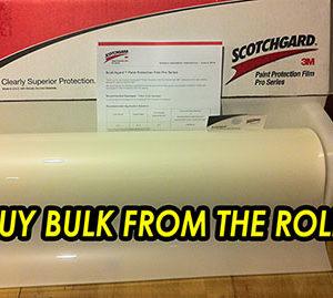 30″ Roll Lengths Scotchgard Series